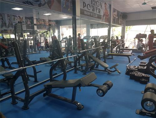 Phòng tập Gym Mạnh Vi - 5
