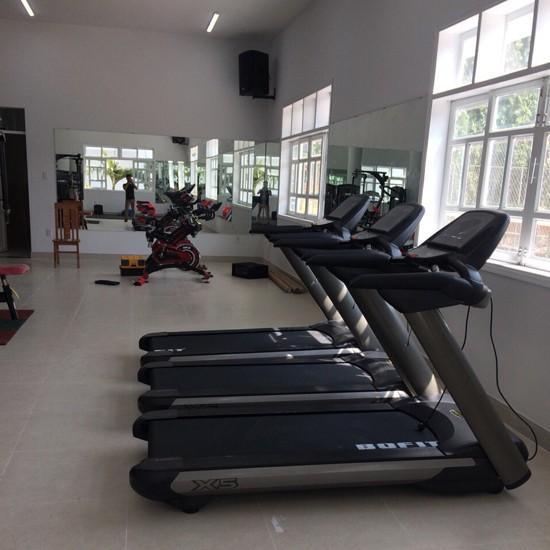 Lắp đặt phòng tập Gym tại Vũng Tàu 1