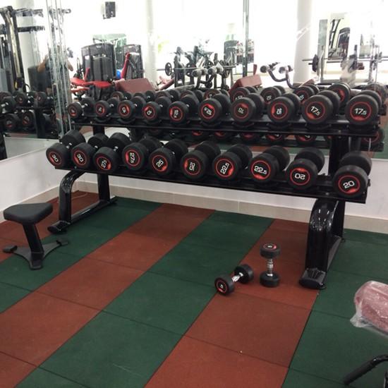 Lắp đặt phòng tập Gym tại Vũng Tàu 10