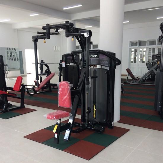 Lắp đặt phòng tập Gym tại Vũng Tàu 5
