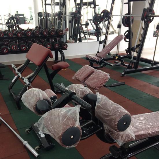 Lắp đặt phòng tập Gym tại Vũng Tàu 9