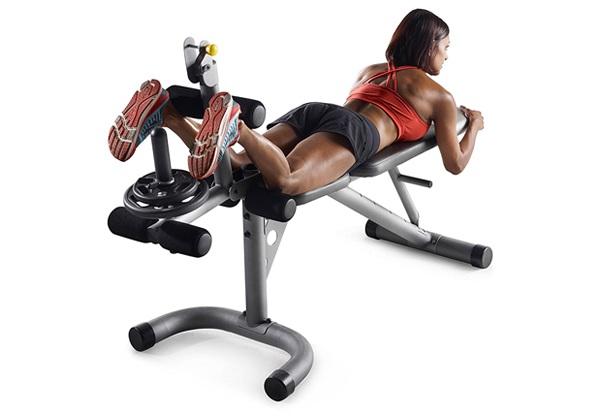 Lịch tập Gym cho nữ mới