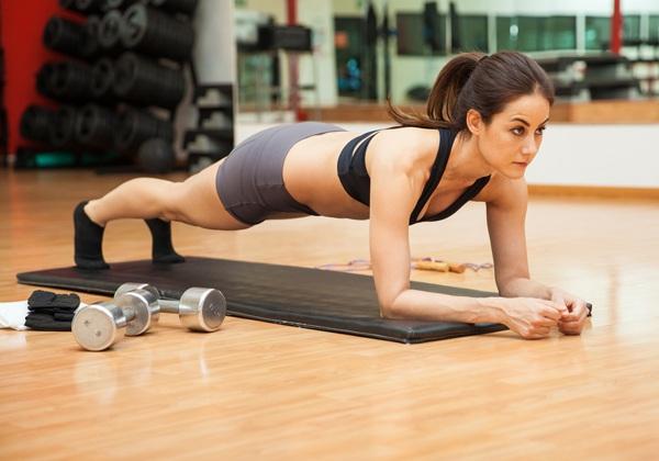 Lịch tập Gym cho nữ mới bắt đầu 3 buổi 1 tuần hiệu quả Nhất !