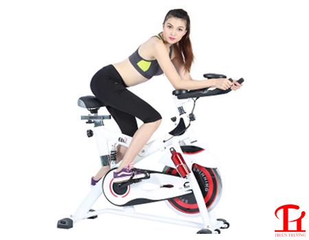 Lưu ý khi luyện tập với xe đạp tập thể dục