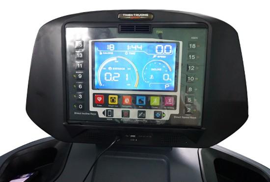 Màn hình hiển thị máy chạy bộ HQ-V6C