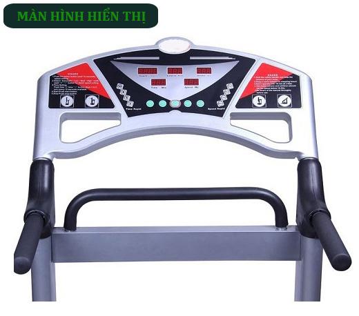 Màn hình máy Massage phòng tập Super Fit