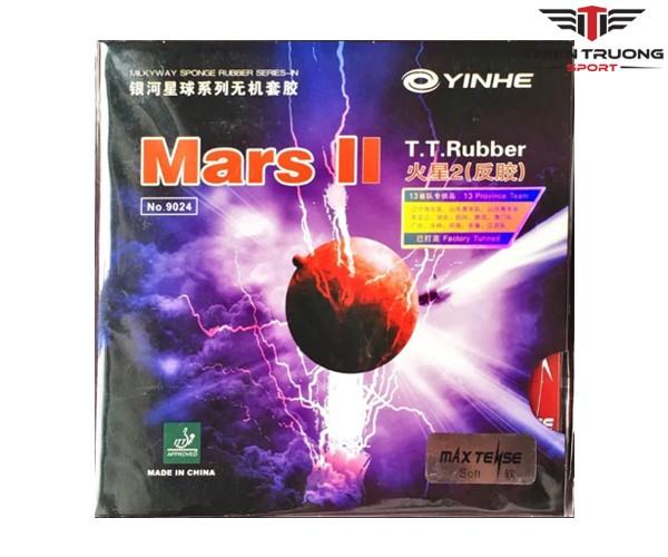 Mặt vợt bóng bàn Yinhe Mars II chuẩn và giá rẻ nhất Việt Nam