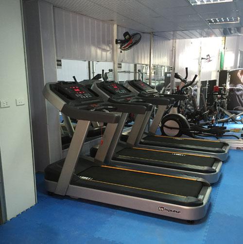 Máy chạy bộ phòng tập DH Gym