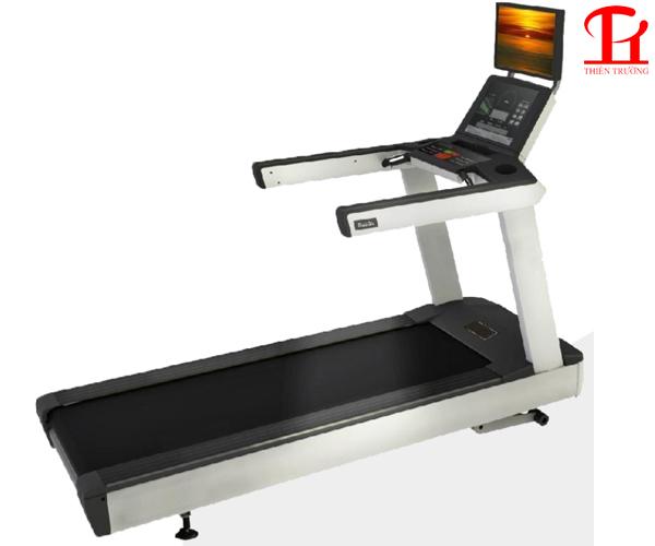 Máy chạy bộ điện DL-593ITV cao cấp dùng cho phòng tập Gym