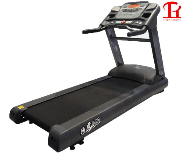 Máy chạy bộ điện DL 927 cỡ lớn dùng cho các phòng tập Gym