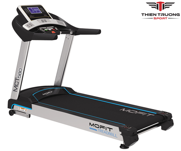 Máy chạy bộ điện MCT-580 cao cấp của Mofit cho phòng Gym