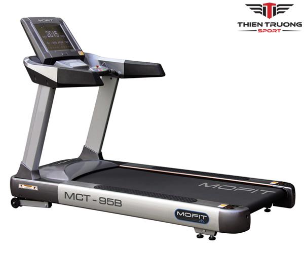 Máy chạy bộ điện MCT-95B hãng Mofit giá rẻ nhất Việt Nam !