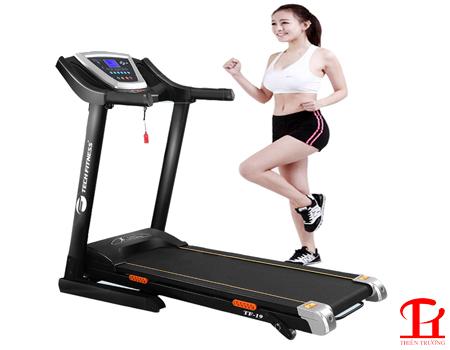 Máy chạy bộ tại nhà rất tốt cho gia đình bạn