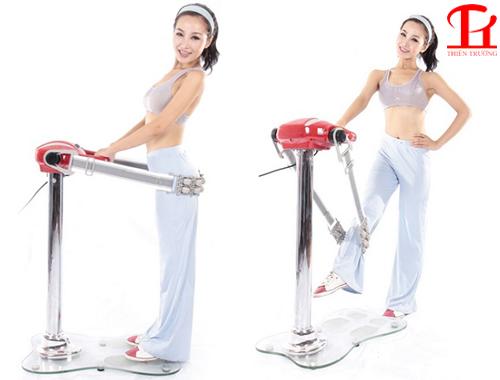 Máy massage cho phòng Gym nữ