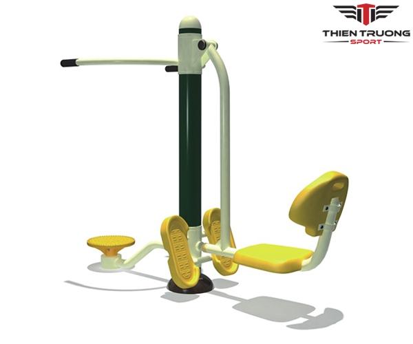 Máy tập chân và xoay eo HQ-611 giá rẻ tại Thiên Trường Sport
