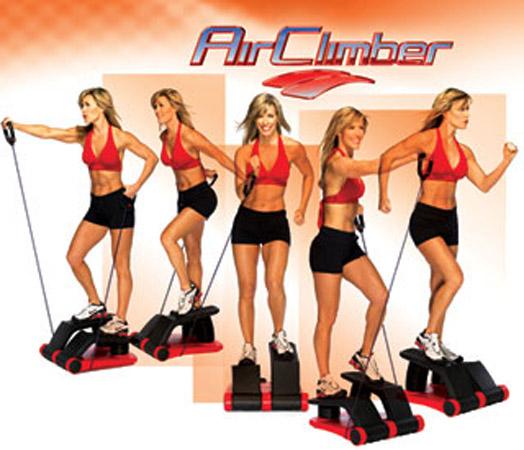 Máy tập đi bộ Air Climber