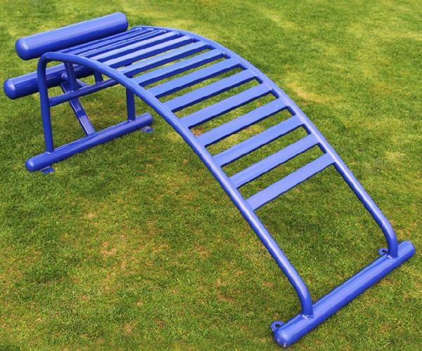 Máy tập lưng bụng TT-511 sử dụng cho công viên giá rẻ Nhất !