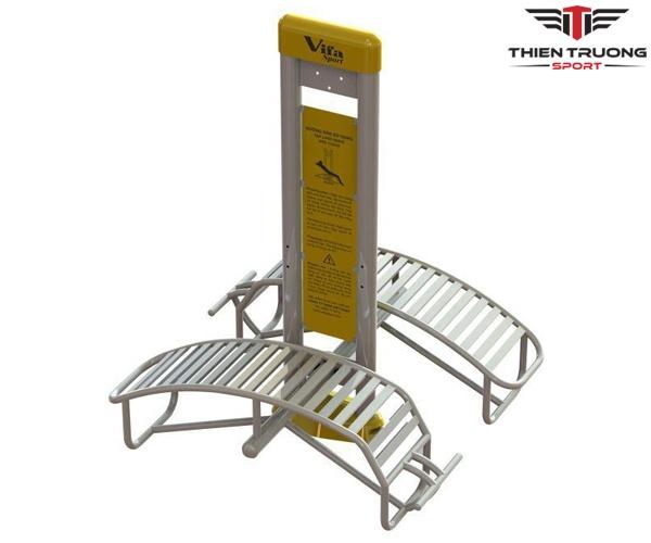 Máy tập lưng bụng Vifa Sport VIFA-712312 dùng cho công viên