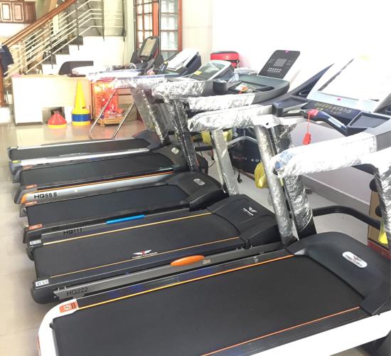 Mua máy chạy bộ tại Đà Nẵng
