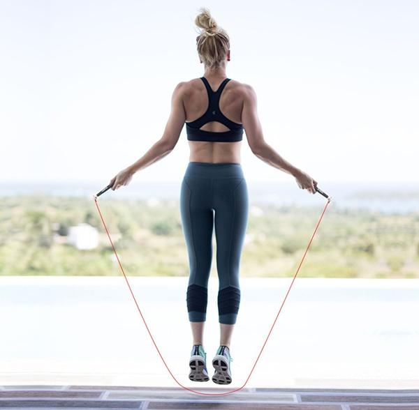 Nhảy dây có làm to bắp chân?