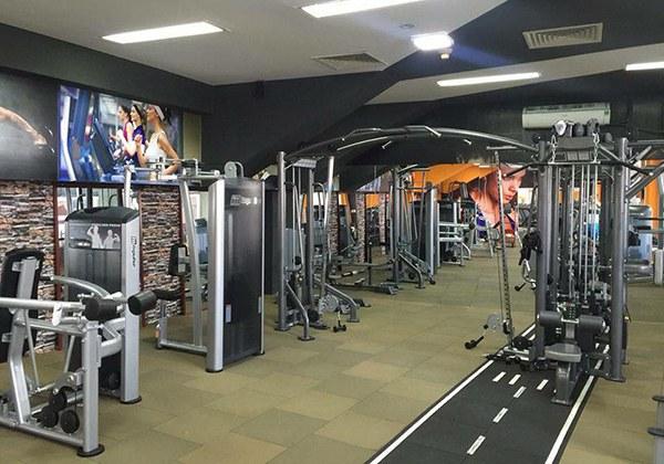 Phòng tập Aviation Gym quận 11