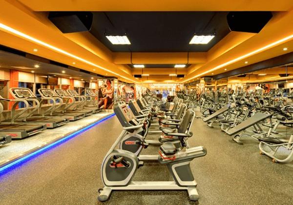 Phòng tập Getfit Gym quận 4