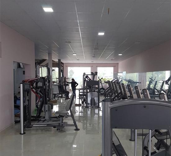 Phòng tập Gym 89 Club - Thái Nguyên