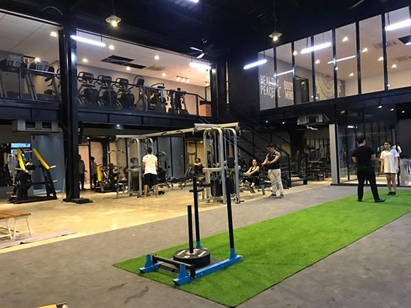 Gold Sport Millennium - Phòng tập Gym Gò Vấp hiện đại nhất !