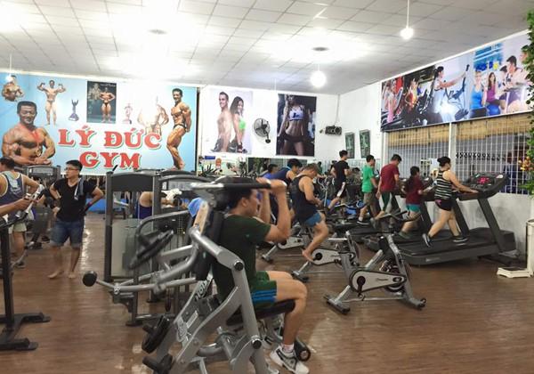 Phòng tập Gym Lý Đức quận 4