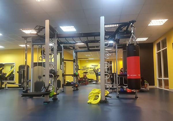 P Gym Fitness & Yoga quận 8