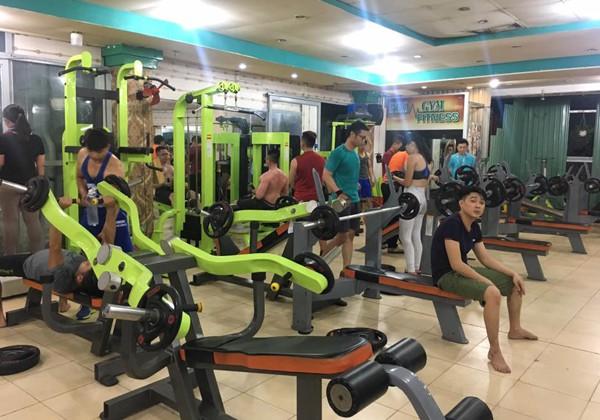 Pro Gym & Fitness Bến Vân Đồn Quận 4