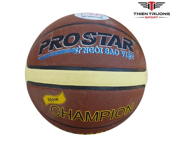 Quả bóng rổ da Prostar X770 chính hãng giá rẻ nhất Việt Nam !