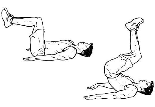 Cách tập cơ bụng dưới tại nhà cho nam hiệu quả nhanh Nhất !