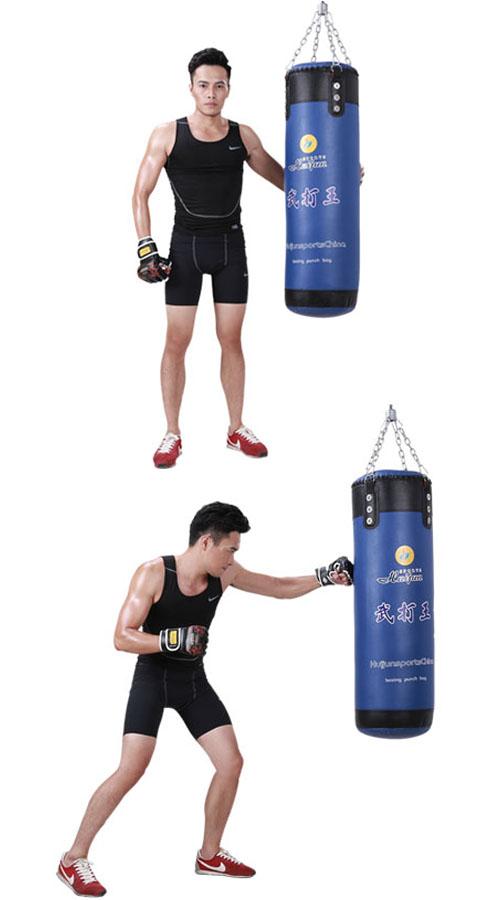 Sử dụng bao đấm bốc Huijun HJ-G2014