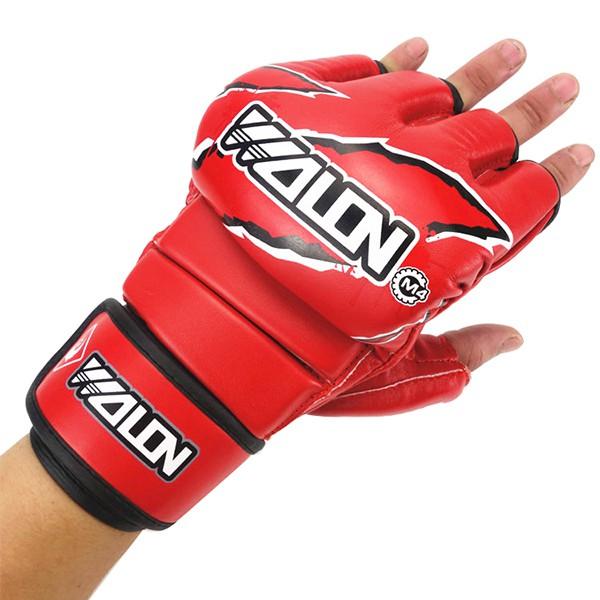 Sử dụng găng tay MMA Wolon