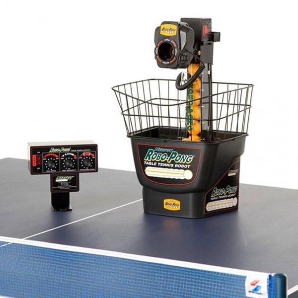 Sử dụng máy bắn Robo-Pong 1040