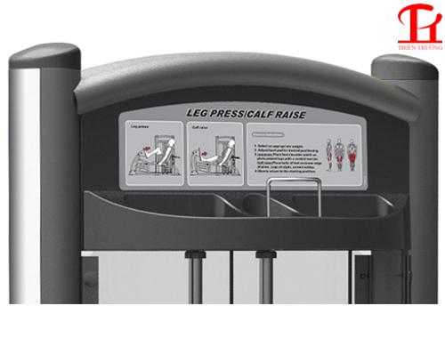 Sử dụng máy tập cơ mông, cơ đùi Impulse IT9310