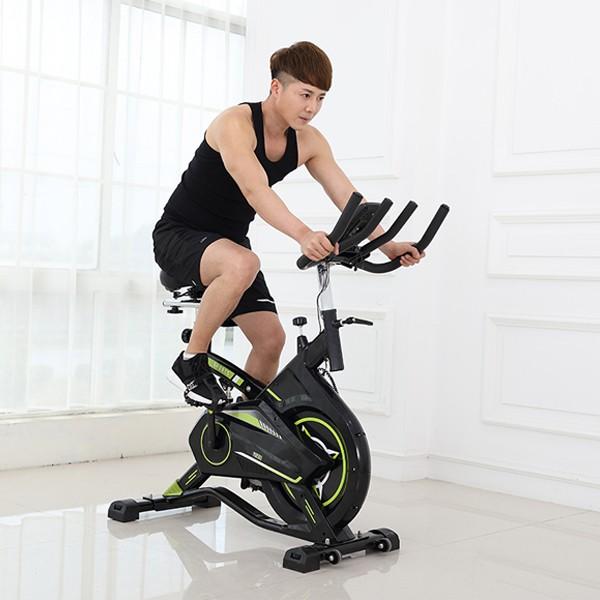 Sử dụng xe đạp tập YB-9800