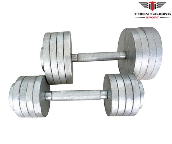 Tạ tay sắt điều chỉnh dùng tập thể dục + Gym ở nhà giá rẻ Nhất