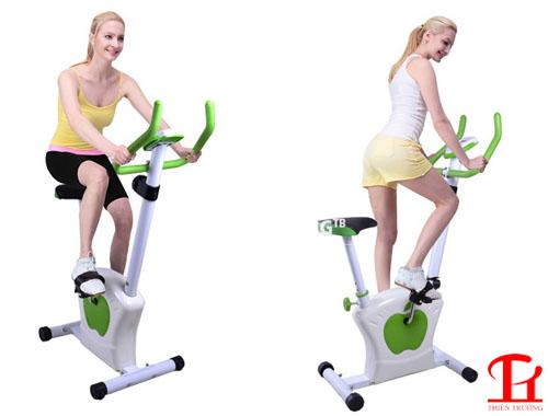 Tác dụng của xe đạp tập thể dục tại chỗ? Có giảm cân không?