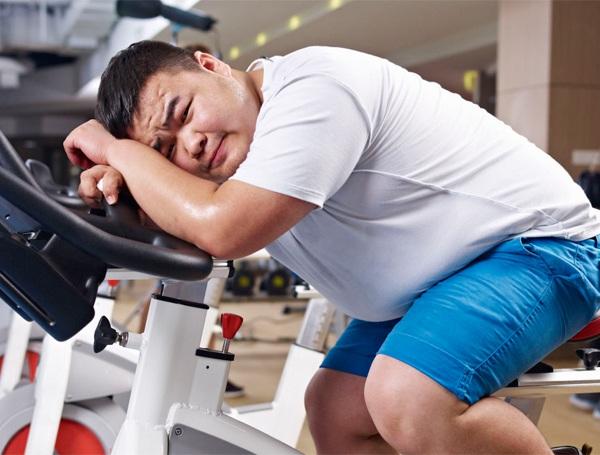 Tại sao tập Gym không giảm cân?