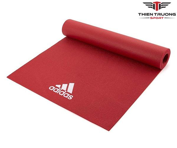 Thảm Yoga Adidas ADYG-10400RD dày 4 ly và màu đẹp mắt !