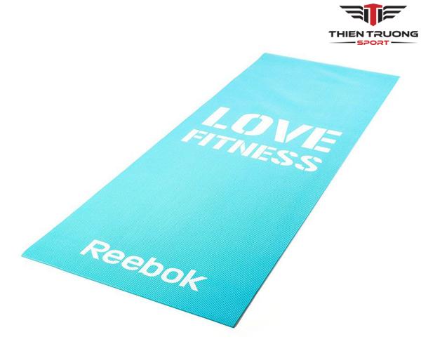 Thảm Yoga Reebok RAMT-11024BLL xanh ngọc và giá rẻ Nhất