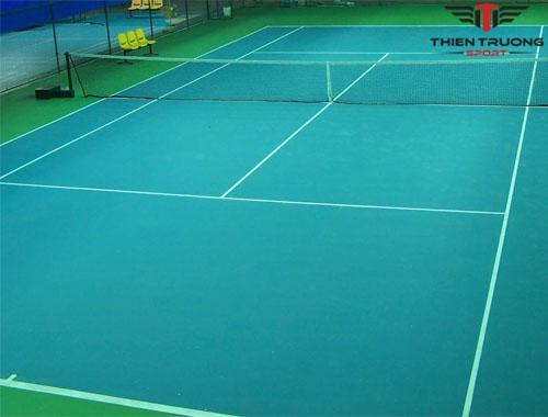 Thảm sân Tennis