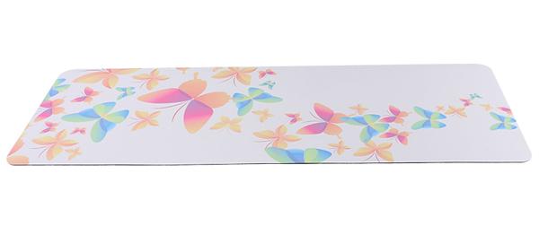 Thảm tập Yoga Pido 5D Hoa cánh bướm