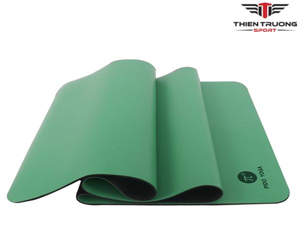 Thảm tập Yoga Pido trơn chính hãng giá rẻ nhất ở Thiên Trường