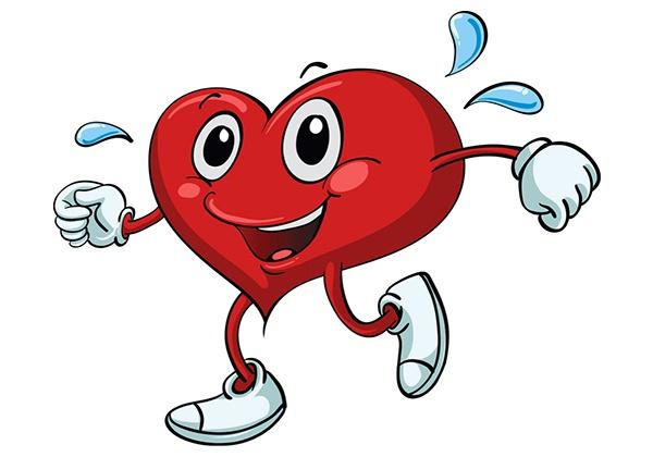 Thể dục giúp tim mạch khỏe mạnh