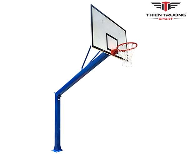 Trụ bóng rổ cố định Thiên Trường TT-503 dùng cho trường học