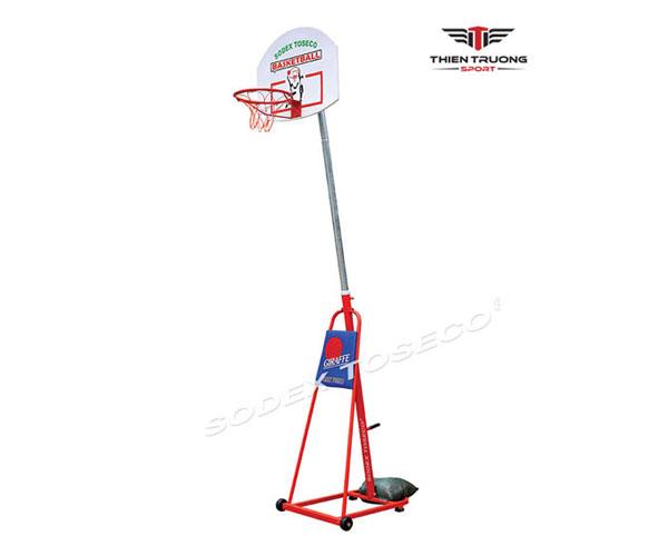 Trụ bóng rổ thiếu niên S14614 của hãng Sodex Sport giá rẻ Nhất