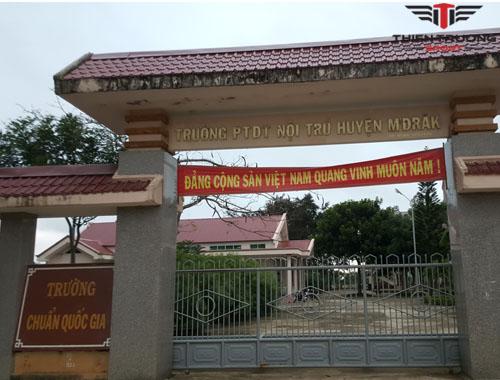 Trường PTDT nội trú huyện MDrăk